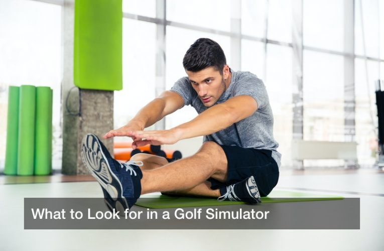 What to Look for in a Golf Simulator